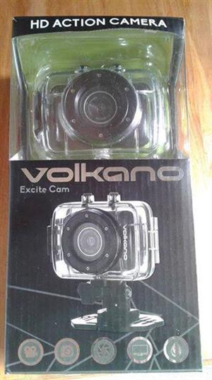 Volkano HD action camera