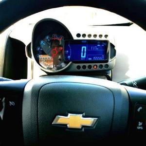 2014 Chevrolet Sonic hatch 1.6 LS