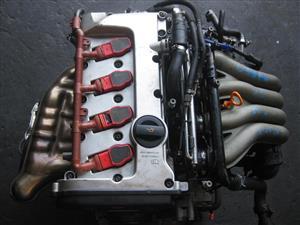 AUDI A4/A6 2L 20V, Audi ALT