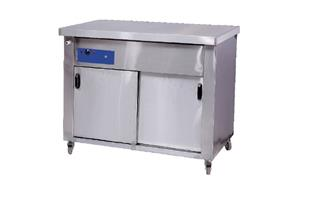 SERVICE COUNTER NEUTRAL WITH DOORS - 1100x700x900mm-SCND1100