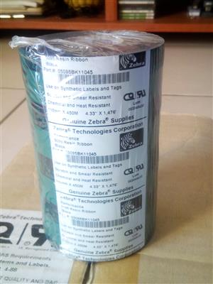 Zebra Perfomance 5095 Resin Ribbon (for a Thermal Transfer Printer)