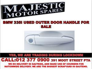 Bmw 335i used door handles for sale