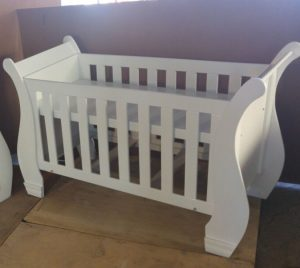 Square line  Cot for Sale Duw 09