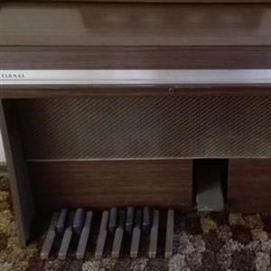 Electrical organ
