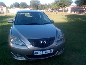 2006 Mazda Mazda3 hatch 1.6 Active