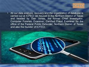 Mobile Device forensics and Investigation
