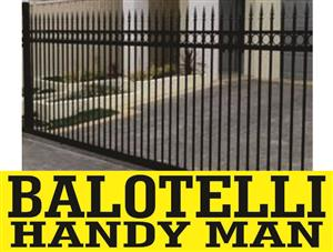 Balotelli Handy Man