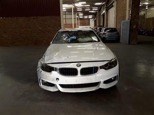 2017 BMW 4 Series 420i convertible Code 2