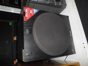 Sony 25cm MRC Cone Sub Woofer