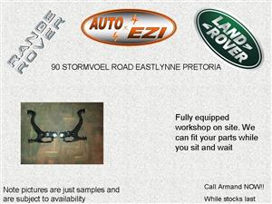 Range Rover Sport Lower Control Arms