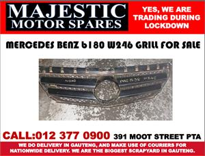 Mercedes benz b180 used grill for sale