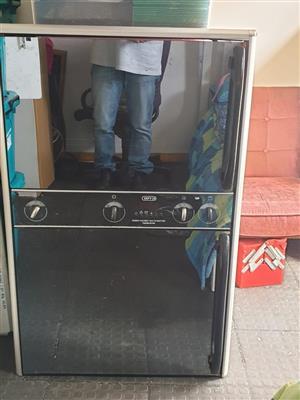 Gemini multifunctional dubble oven