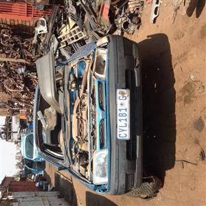 Stripping Nissan Sentra 3 140 1997 for Spares