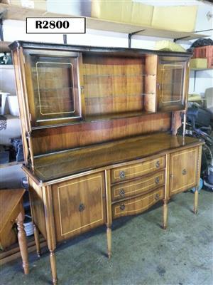 Classique Edwardian Dresser (1880x500x1820)