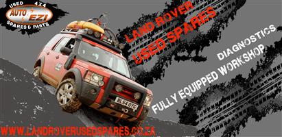 Auto Ezi Land Rover Spares and Workshop