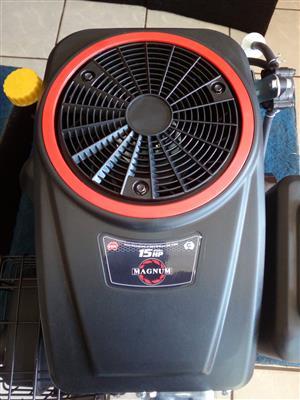 Magnum V160/15hp petrol engine for Ride On price incl vat