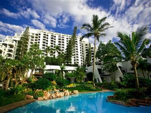 Cabana Beach Resort in Umhlanga  4 sleeper to let from December 7th - 14th 2019