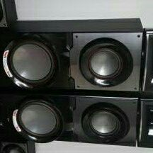 LG av receiver system new