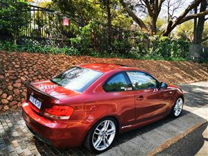 2012 BMW 1 Series 120d coupé M Sport steptronic