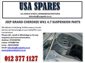 JEEP GRAND CHEROKEE WK1 4.7 SUSPENSION PARTS FOR SALE