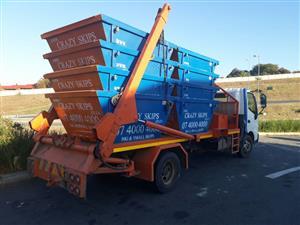 Crazy Skips Skip Hire & Waste Removal Rustenburg