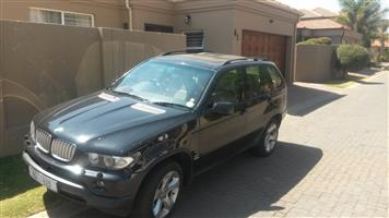 2004 BMW X5 xDrive40e DESIGN PURE A/T (F15)