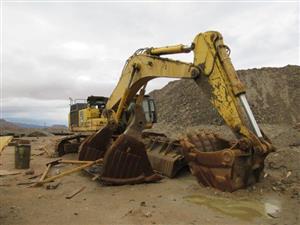Komatsu PC800 SE Excavator