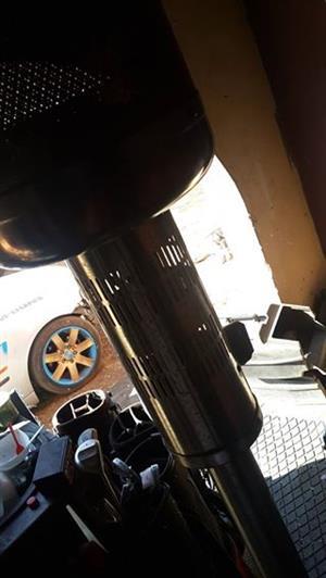 Big Veranda Gass Heater