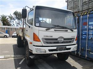 Toyota Hino 13-216 4x4 Truck - ON AUCTION