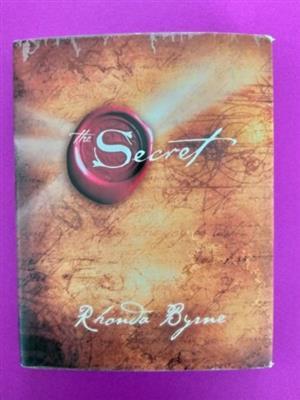 The Secret - Rhonda Byrne.