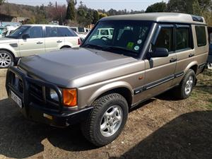 2000 Land Rover Discovery DISCOVERY 2.0 S