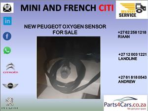 peugeot oxygen sensor for sale