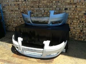 Audi A3 Type 8p0 Front Bumper