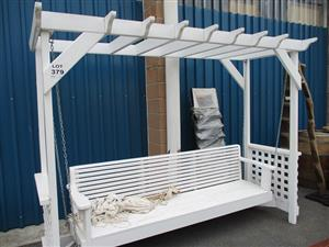 Garden Benches - ON AUCTION