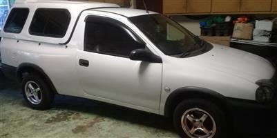 2004 Opel Corsa Utility