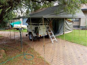 Camping Trialer
