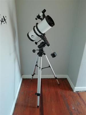 K-way celestial scope
