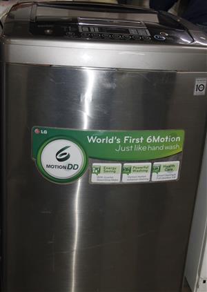 S034523A LG top loader washing machine #Rosettenvillepawnshop