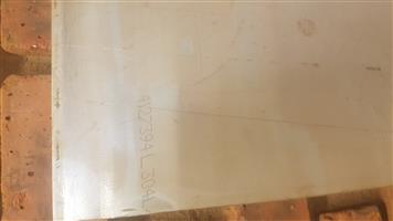 S/Steel 6mm sheet