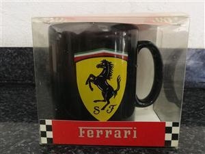 Black Original Ferrari Collectors Mug