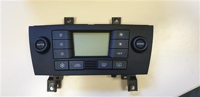 FIAT STILO Climate Control Switch Panel - New