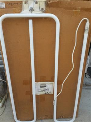 Large wall mounted Towel Rail Heater