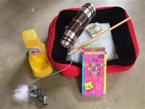 Cat litter liner bags for sale