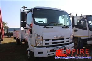 ISUZU FSR800 8TON DROPSIDE TRUCK FOR SALE