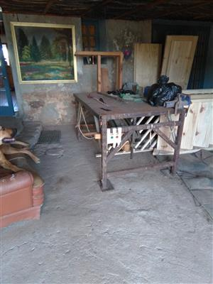 Bench saw home made ,