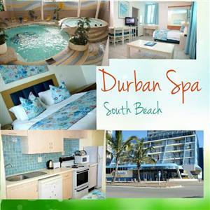 Durban Spa Weekend Deal 15-18 March 2 bed 6 Slp Balcony R 5999