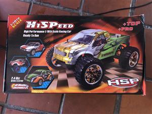 HSP grampus electric monster truck