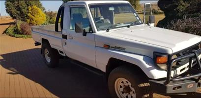 2002 Toyota Land Cruiser 79 4.2D