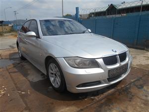 BMW 320I E90 N46 (2007) STRIPPING FOR PARTS AND SPARES