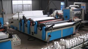 2018 - 1.2 Toilet Paper Manufacturing Equipment For Sale's